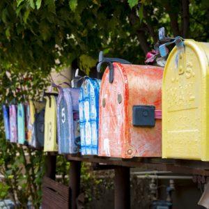 Mailing naar CHANGERS